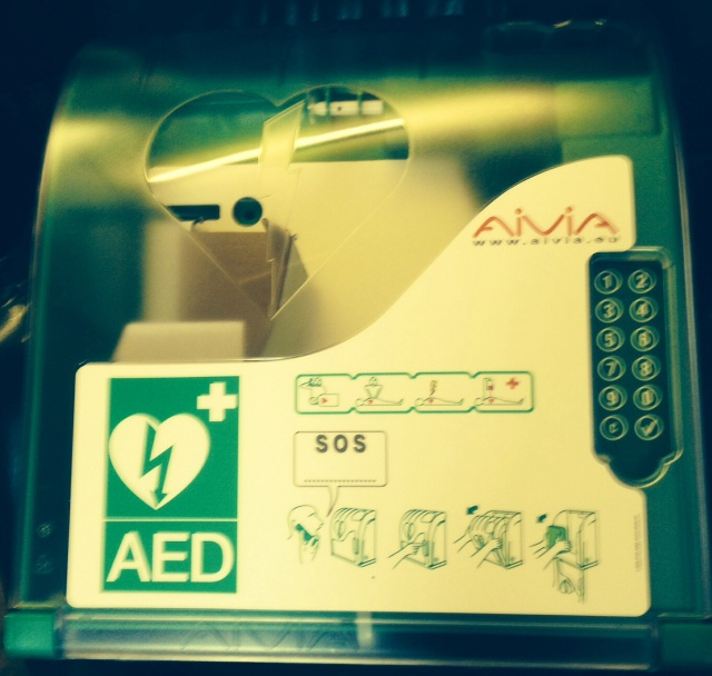 Public Access Defibrillator to be installed at Kittwhistle Garage, DT8 3LG