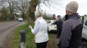 Community Speedwatch 007